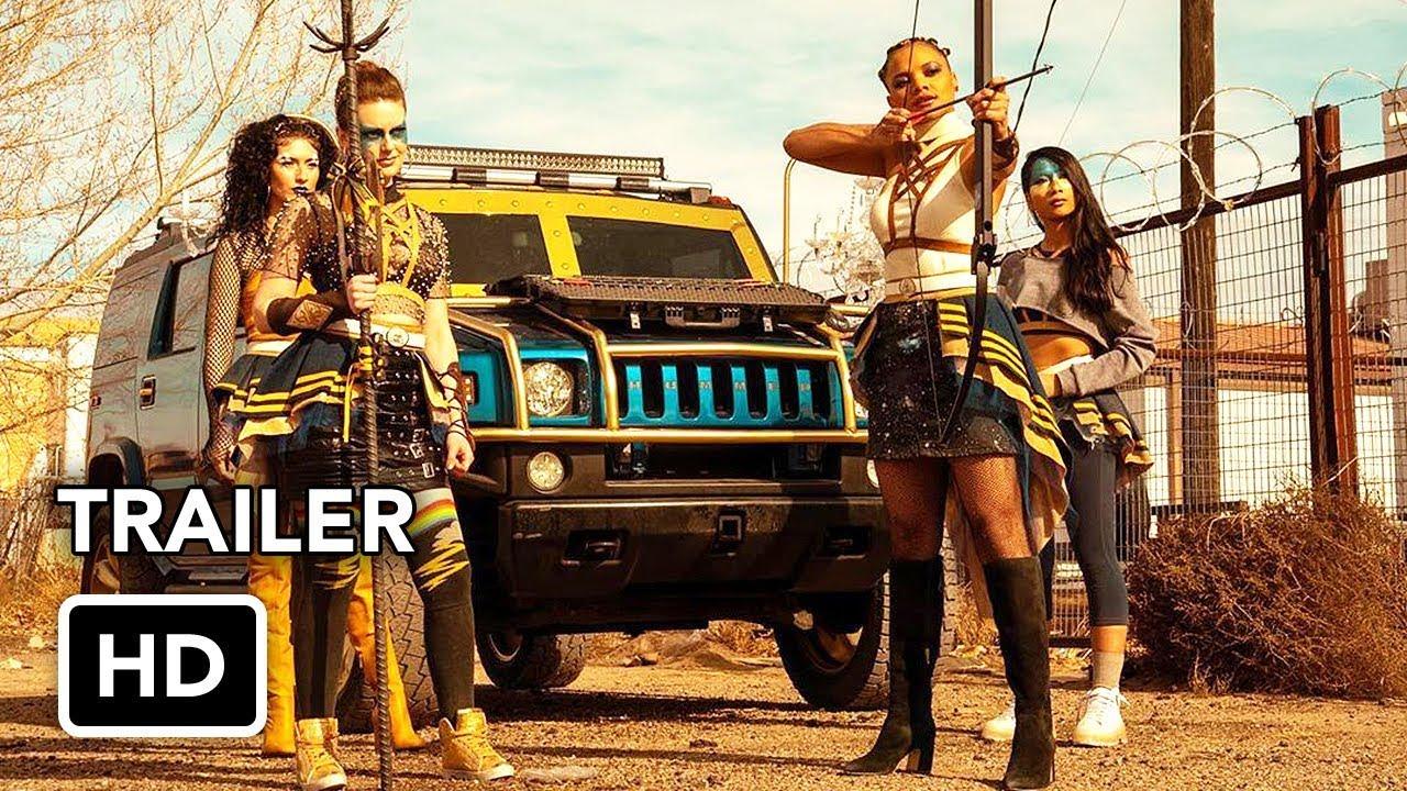 Daybreak Trailer #2 (HD) Netflix post-apocalyptic series