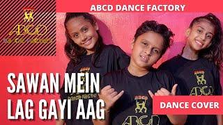 Sawan Mein Lag Gayi Aag - Ginny Weds Sunny | Mika, Neha & Badshah | Dance | ABCD Dance Factory