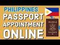 DFA Passport Online Appointment Slot 2018- 2019