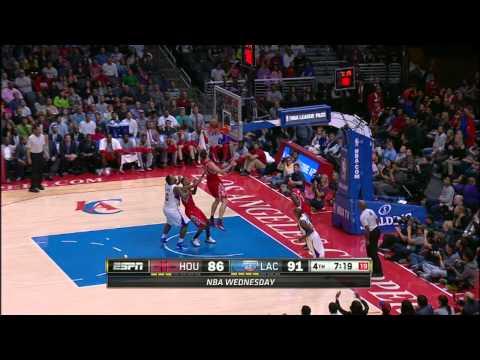 DeAndre Jordan Posts Second Straight 20-20 Game
