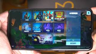 Your hand fortnite realme 3