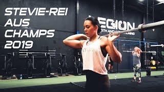 Stevie - Australian CrossFit Championships 2019