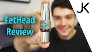 FetHead TritonAudio - boost your dynamic mics and get low noise recordings