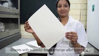 TARA PaperMek - I (TARA Paper Making Process)