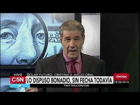 C5N - El Diario: Dolar futuro, Cristina a Juicio Oral