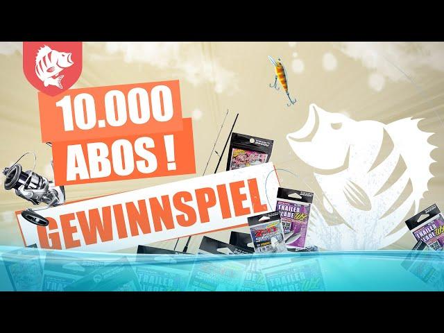 GEWINNSPIEL - DANKE FÜR 10.000 ABO'S