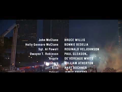 Vaughn Monroe - Let It Snow (Die Hard 1)