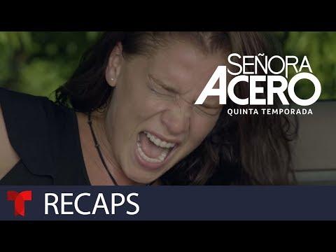 Señora Acero 5 |  Recap (10/19/2018) | Telemundo