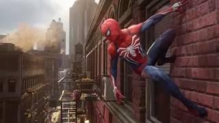 Trailer Spider Man   E3 2016   PS4