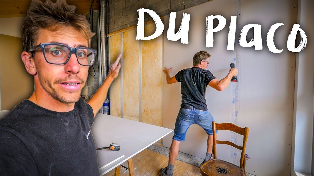 J'AIME PAS LES VACANCES - Passion Rénovation Ep54 - construction maison travaux DIY
