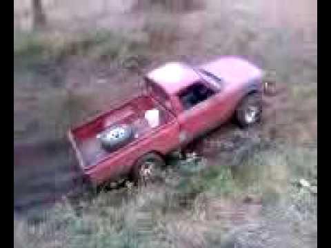 1980 Chevy Luv 4x4 Mudin Youtube