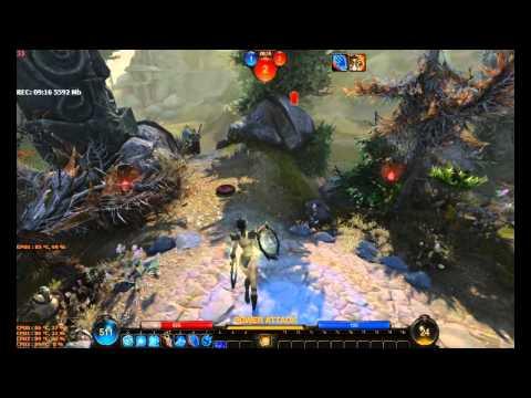 видео: panzar(Игра за ведьму 15 лвла)