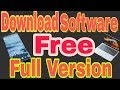 Free Download Any Software Full Version With Keys And Crackers : Top Sites To Download Free Software