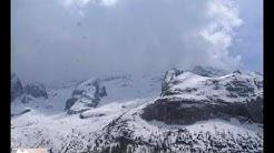 Webcam Marmolada dal Rif Castiglioni - Inverno 2015-16