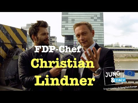 FDP-Chef Christian Lindner - Jung & Naiv: Folge 142