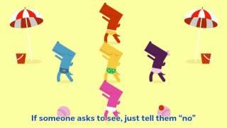 Talk PANTS with Pantosaurus and his PANTS song #TalkPANTS