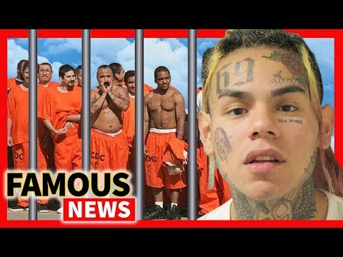 Tekashi Denied Bail After Offering $1.7 Million to Judge, 6ix9ine in Gen Pop | Famous News Mp3