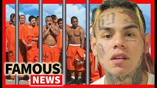 Tekashi Denied Bail After Offering $1.7 Million to Judge, 6ix9ine in Gen Pop | Famous News