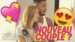 #LaVilla3 ❤❤ Vivian et Beverly, un premier bisou ? ❤