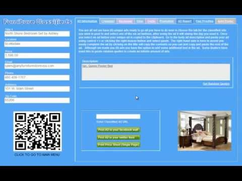 Classified marketing Software - Classified Browser - Post Classified Ads