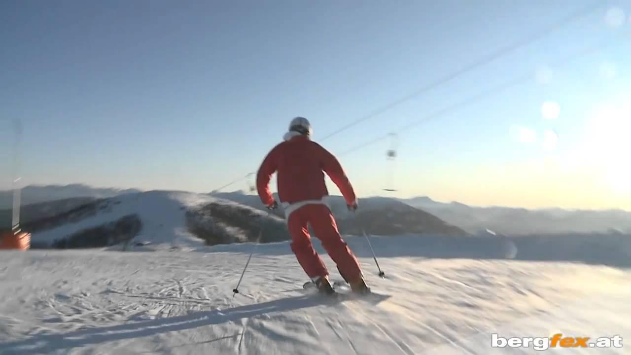 스키강좌 ski lesson carving turn youtube