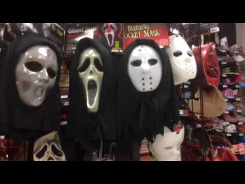 Halloween Masks At Party City