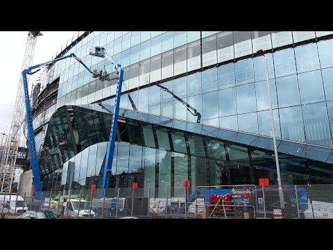 Spurs New Stadium - White Hart Lane - 27 April 2018
