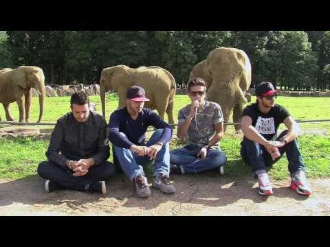 Youtube: S-Crew / Interview, La Seine dans l'Zoo (2013)