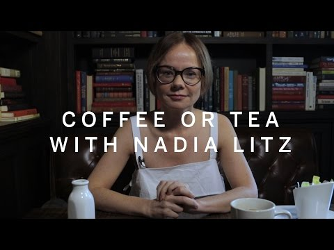 COFFEE OR TEA with NADIA LITZ  Made by TIFF