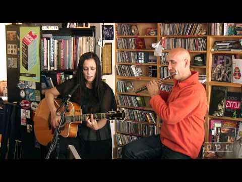 Julieta Venegas: NPR Music Tiny Desk Concert