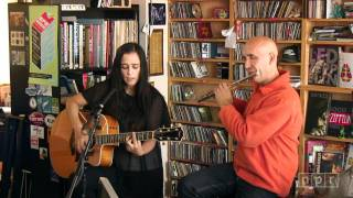 Julieta Venegas: NPR Music Tiny Desk Concert