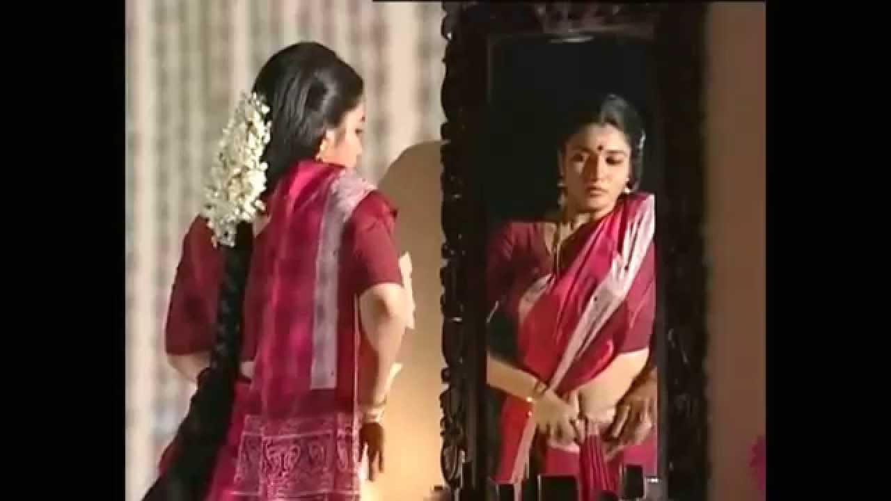 sukanya saree navel   youtube