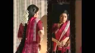sukanya saree navel