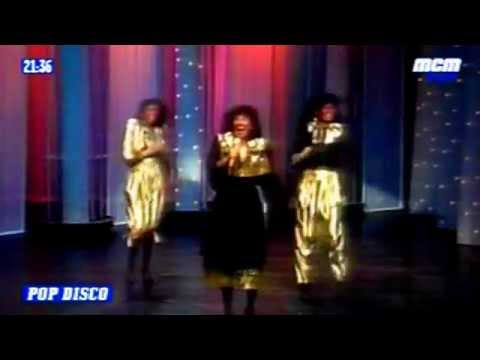 The Pointer Sisters - I'M So Excited (Official Music Video)
