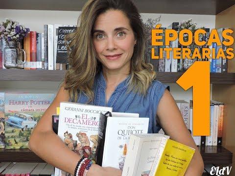Épocas literarias // Que leer en tu Club de Lectura