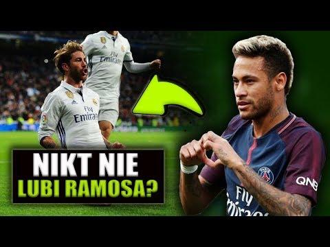 Neymar NIE CHCE GRAĆ z RAMOSEM w Realu.. a Lovren zaczepia go na Insta   Newsy plotki Transferowe
