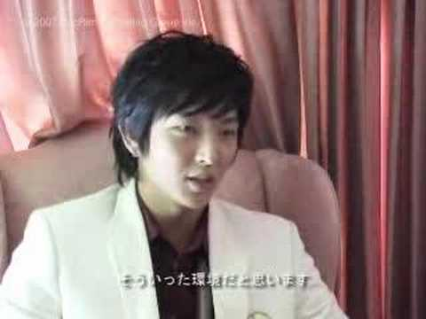 Hawaii International Film Festival-Lee Jun-Ki interview