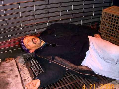 Homeless 2000 - New York City by hakim talbi