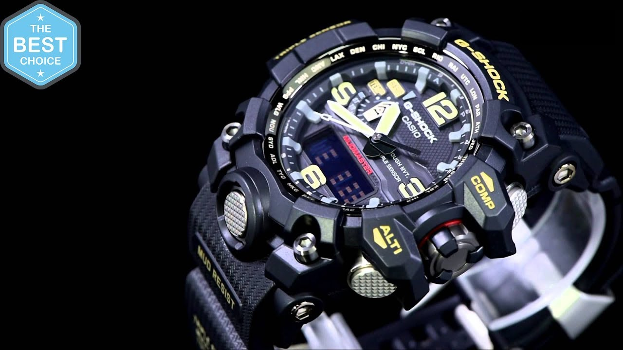 Top 10 Best Casio G Shock Watches 2018