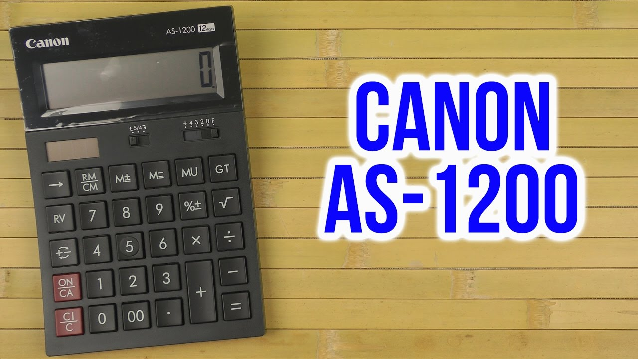 Canon As 1200 Calculator Manual Daily Instruction Manual Guides