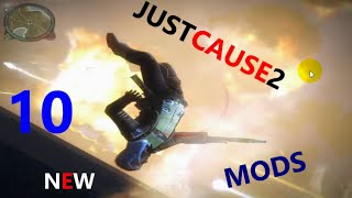Top 10 Just Cause 2 Mods      (check description)