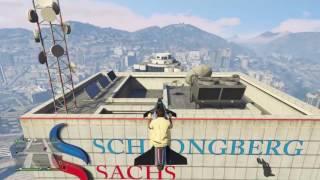 NEW $4,995,000 FLYING ROCKET BIKE! (GTA 5 Gun Running DLC) CHALLENGE
