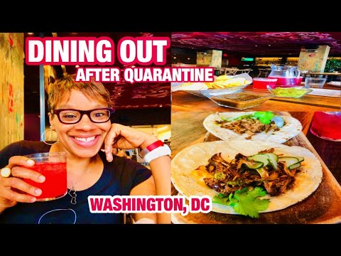 WHERE TO EAT DURING A PANDEMIC IN WASHINGTON, DC | 202DC