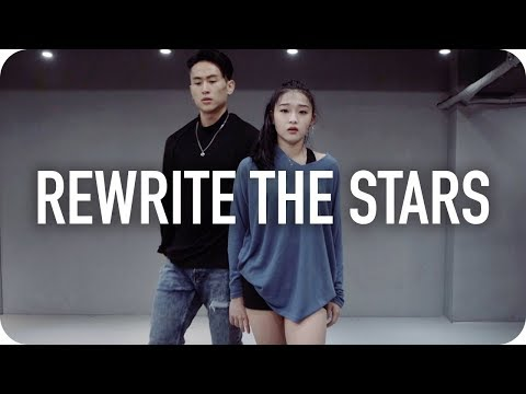 Rewrite The Stars - Zac Efron, Zendaya  / Yoojung Lee Choreography