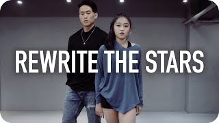 Gambar cover Rewrite The Stars - Zac Efron, Zendaya  / Yoojung Lee Choreography