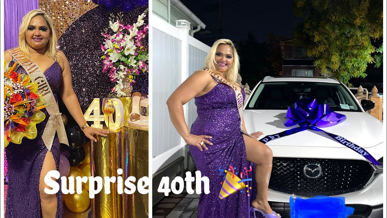 Download Christin's 40th Suprise Bday Bash (I haven't dance this much in a long time 🤪)#bday #bdayvideo