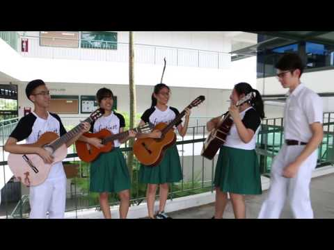 Raffles Institution (Y5-6) Open House 2017 - Raffles Mixtape: Track 2