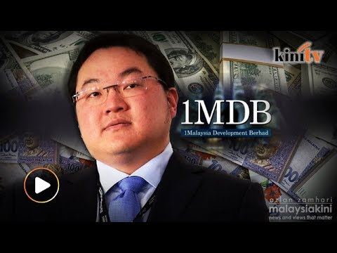 Low amassed over US$1b in properties with funds stolen from 1MDB - DOJ