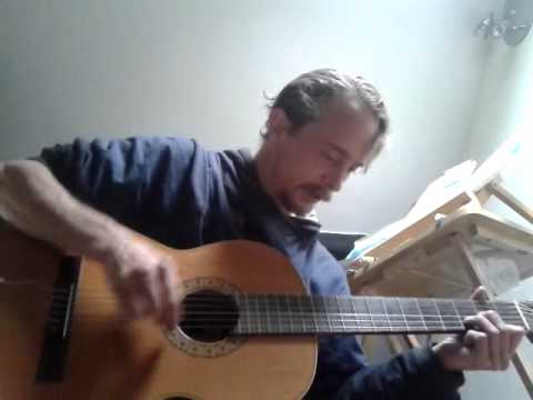 Many Rivers To Cross (Guitar)
