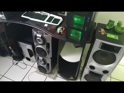 Sony Gnx 100 Tremendo Tudo No 15